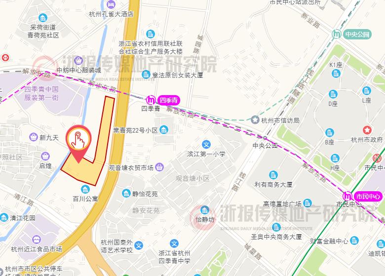 常青夕照区块项目(计划)