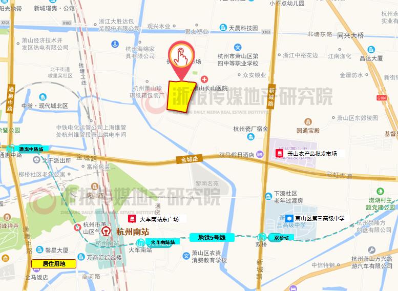 南站XSCQ1802-42地块(计划)